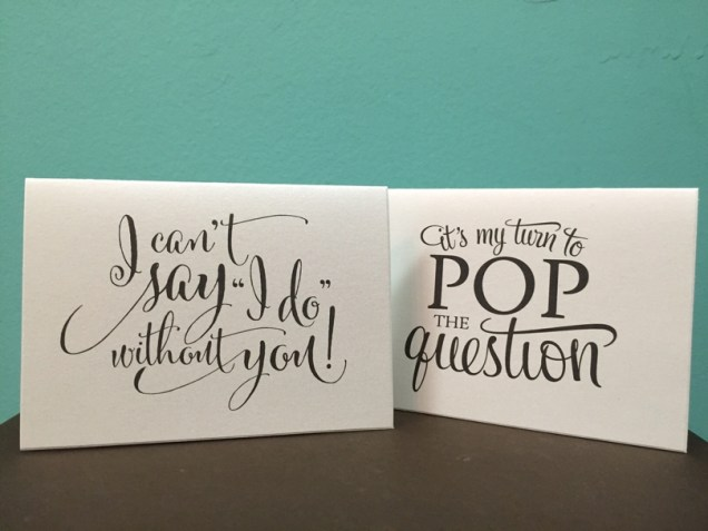Cute Ways To Ask Your Bridesmaids To Be In Your Wedding