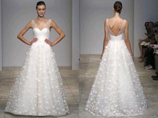 Elegant And Romantic Wedding Dresses