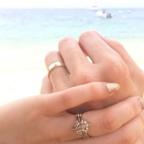 Engagement Rings & Wedding Bands That Just Belong Together