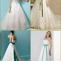 Green Wedding Gowns