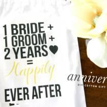 Happy Second Wedding Anniversary Quotes – Top Wedding Usa Blog