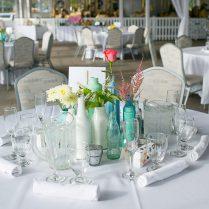 How To Create Romantic Wedding Reception Centerpieces