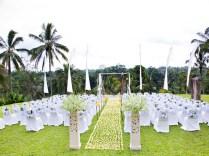 Ideas For Garden Weddings Decorations