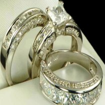 Images Of Camo Wedding Rings For Her