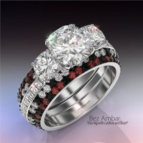 Images Of Red Wedding Ring