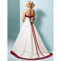 Images Of White And Teal Wedding Dresses