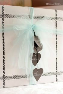 Inexpensive Large Wedding Gift Wrapping Ideas Time With Thea