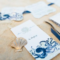 Mallorca Inspired Under The Sea Wedding Theme