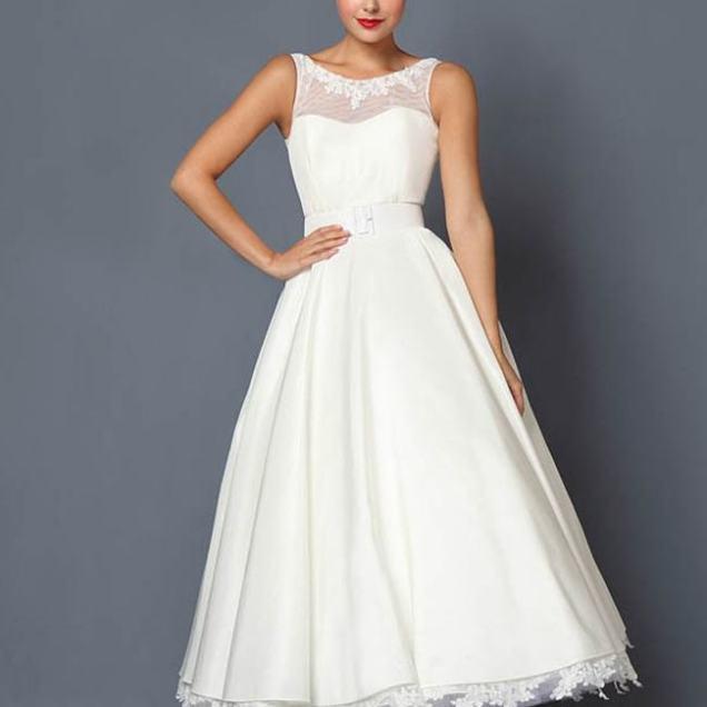 Mature Wedding Dresses Second Marriage