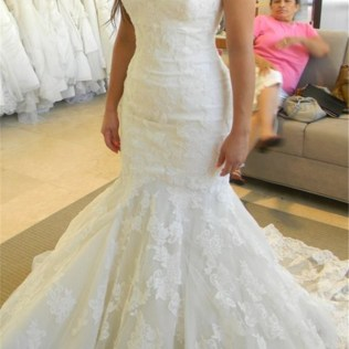 Mermaid Wedding Dresses With Bling Online Shopping