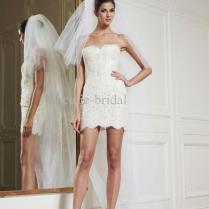 Mini Wedding Dresses 2014