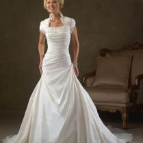 Modest Wedding Dresses Lds