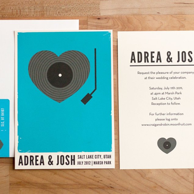 Music Themed Wedding Accessories Ceremony Reception Decor Vinyl