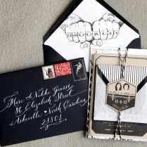 Music Wedding Invitations