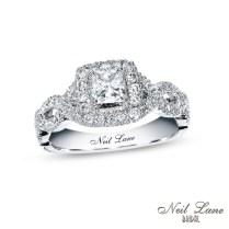 Neil Lane Bridal® Collection 1 Ct T W Princess