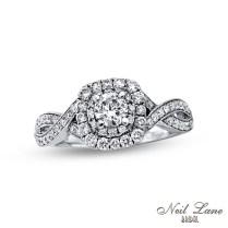 Neil Lane Bridal® Collection 7 8 Ct T W Diamond Vintage