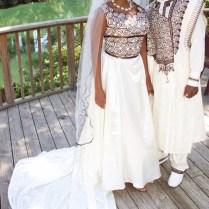 Nigerian Wedding Outfits Latest