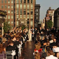 Nyc Wedding Venue With Rooftop Garden On 5th Avenue