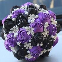 Online Get Cheap Black Artificial Flower
