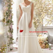 Online Get Cheap Wedding Dresses For Petite Women