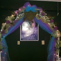 Peacock Arch For Wedding What About This Alexis I Think I Can Do