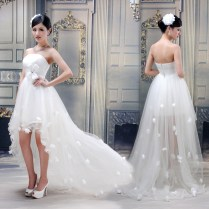 Petite Wedding Dresses For Short Women