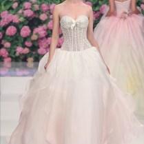 Pink Rose Wedding Dress 2016