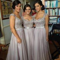 Popular Purple Wedding Dresses Junior
