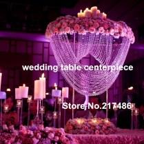Popular Romantic Wedding Centerpieces