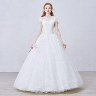 Popular Wedding Dress Patterns