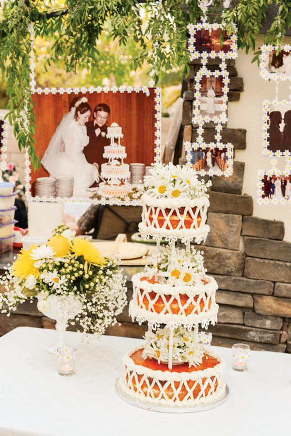 5 Year Wedding Anniversary Party Ideas