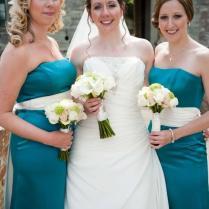 Teal Flowers For Weddings