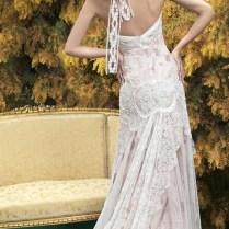 Watercolor Wedding Dresses 001