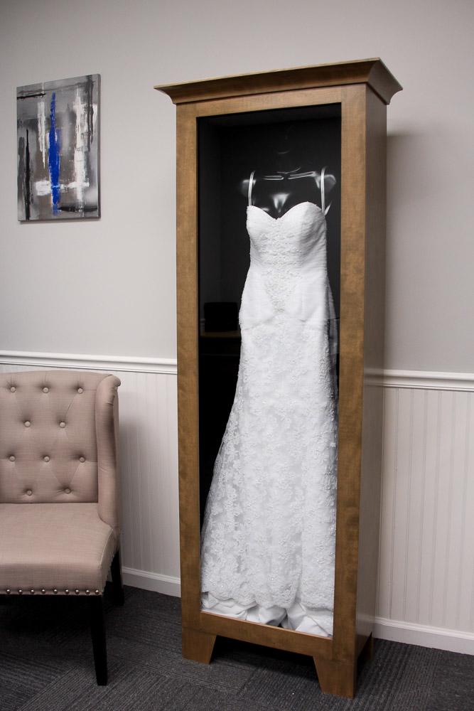 Wedding Dress Display Box