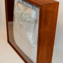 Wedding Dress Display Case Protect Preserve And Display Your