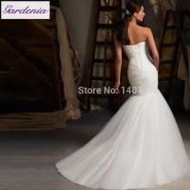 Wedding Dresses Fishtail Style