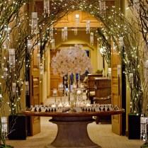 Wedding Magic With Twinkle Lights