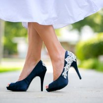 Wedding Shoes Navy Blue Wedding Shoes Navy Heels Blue