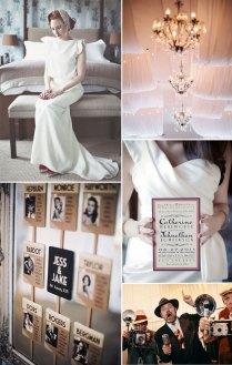 Wedding Trends 2015 Vintage Inspired Wedding Ideas
