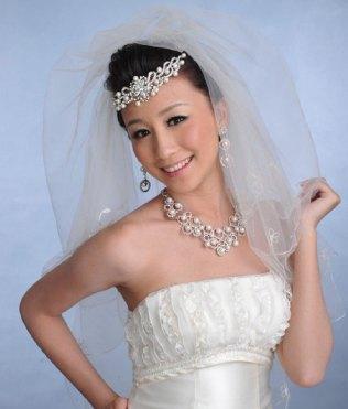 Wedding Veils And Headpieces