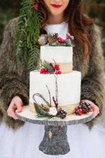 Winter Wedding Ideas Pick A Seasonal Symbol