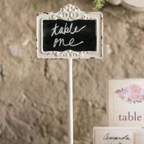 1000 Ideas About Chalkboard Table Numbers On Emasscraft Org