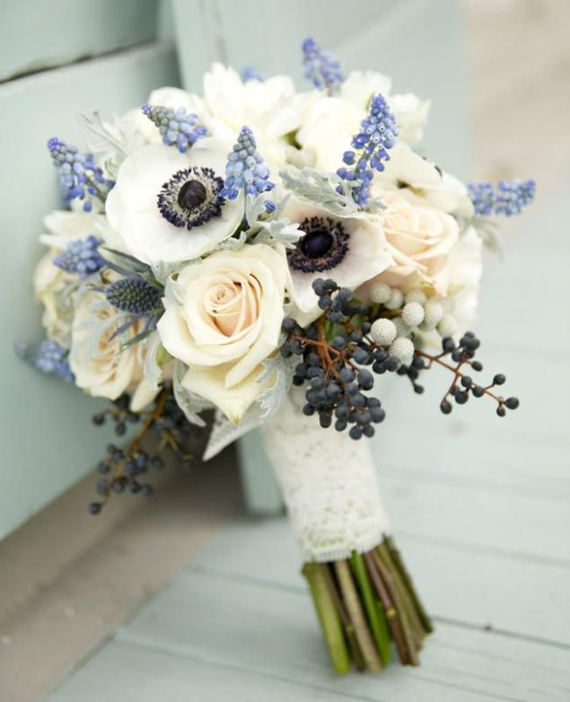 17 Best Ideas About Anemone Wedding Bouquet On Emasscraft Org