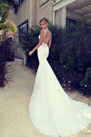 17 Best Ideas About Backless Wedding Dresses On Emasscraft Org