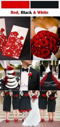 17 Best Ideas About Black Red Wedding On Emasscraft Org
