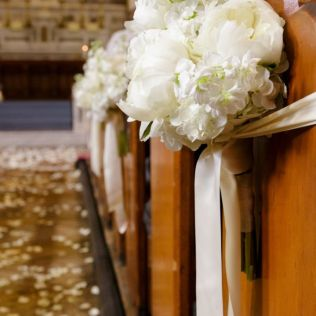 17 Best Ideas About Church Aisle Decorations On Emasscraft Org