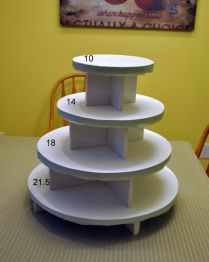17 Best Ideas About Diy Cupcake Stand On Emasscraft Org