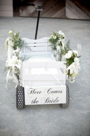 17 Best Ideas About Flower Girl Wagon On Emasscraft Org