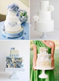 17 Best Ideas About Hydrangea Wedding Cakes On Emasscraft Org Blue