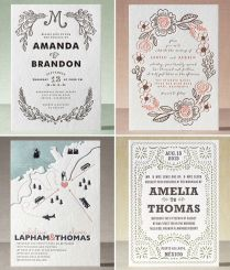 17 Best Ideas About Letterpress Wedding Invitations On Emasscraft Org